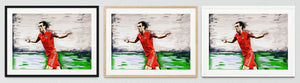 Wales Football Framed Prints