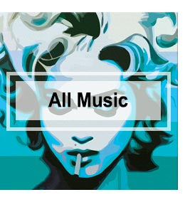 All Music Canvas Art