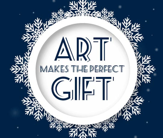 Art Makes The Perfect Gift