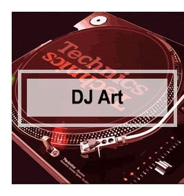 DJ Canvas Prints
