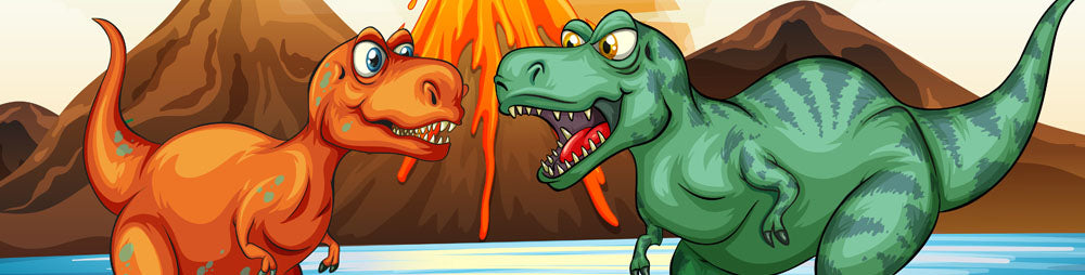 Dinosaurs Wallpaper & Wall Mural