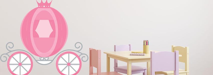 Girl Wall Stickers