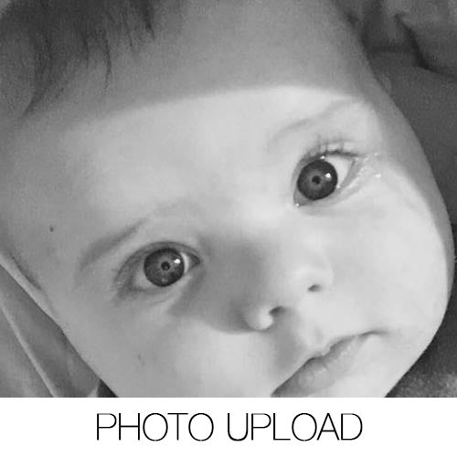 Personalised Photo Upload Canvas