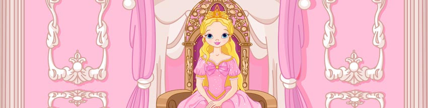 Princess Wallpaper & Wall Mural