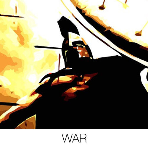 War Canvas Prints