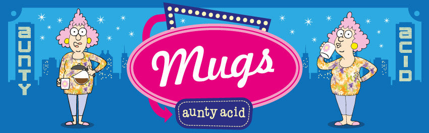Aunty Acid Mugs