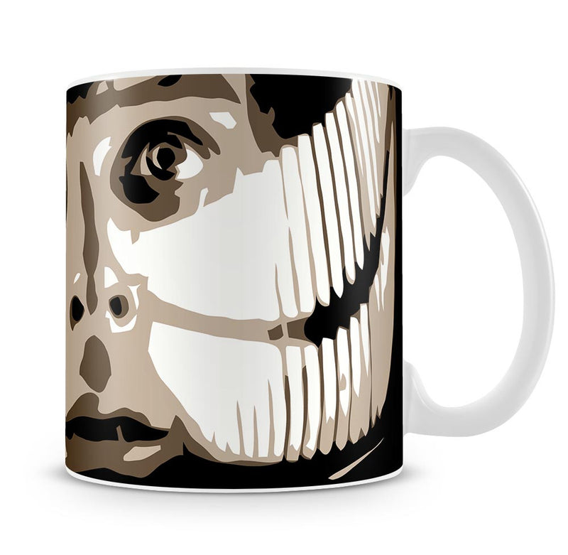 2001 A Space Odyssey Close Up Mug - Canvas Art Rocks