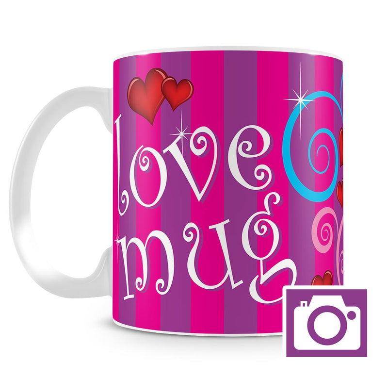 Personalised Mug - Love Mug a