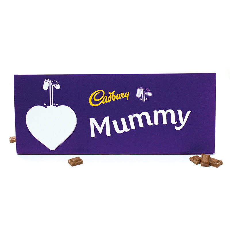 Personalised 850g Cadbury Bar - Happy Mother's Day