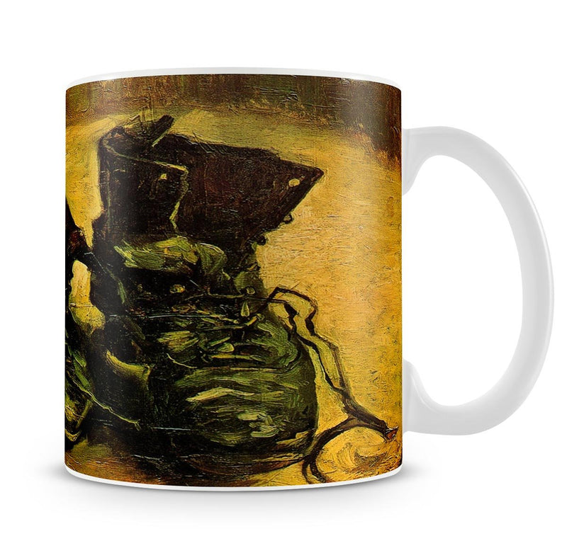A Pair of Shoes 2 by Van Gogh Mug - Canvas Art Rocks - 4