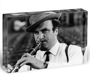 Acker Bilk Acrylic Block - Canvas Art Rocks - 1