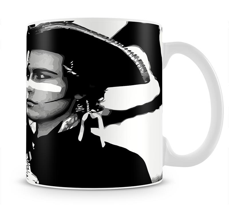 Adam Ant Mug - Canvas Art Rocks - 1