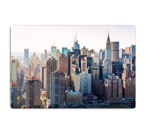 Aerial view of the New York City HD Metal Print