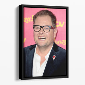 Alan Carr Floating Framed Canvas - Canvas Art Rocks - 1