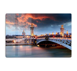 Alexandre 3 Bridge HD Metal Print