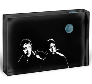 American Werewolf Acrylic Block - Canvas Art Rocks - 1