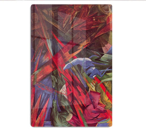 Animal Fates by Franz Marc HD Metal Print
