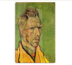 Another Self-Portrait by Van Gogh HD Metal Print