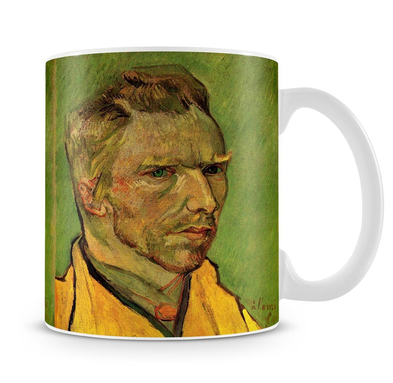 Another Self-Portrait by Van Gogh Mug - Canvas Art Rocks - 4