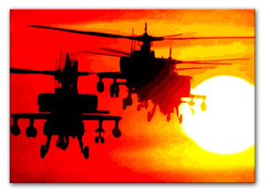 Apocalypse Now Print - Canvas Art Rocks - 1