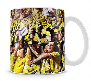Arsenal Fans Mug - Canvas Art Rocks - 1