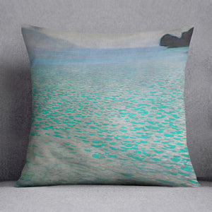 Attersee by Klimt Cushion