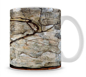 Autumn tree in the wind Egon Schiele Mug - Canvas Art Rocks - 1