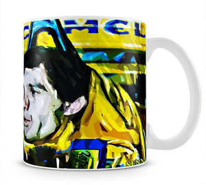 Ayrton Senna Mug - Canvas Art Rocks - 1