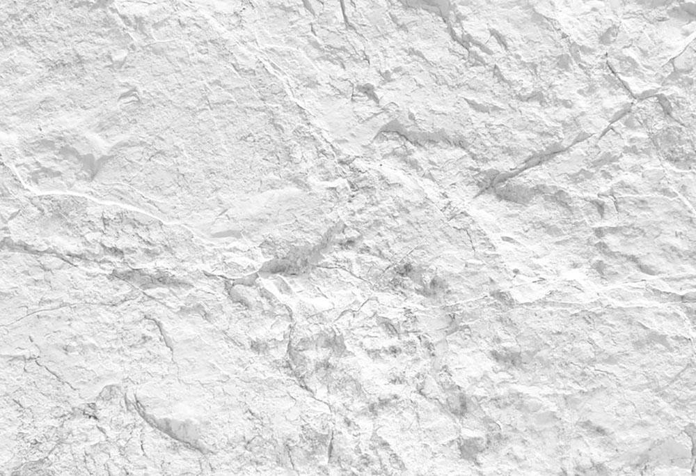 Background Of White Stone Wall Mural Wallpaper Canvas