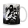 Banksy Angels In Moonlight Mug