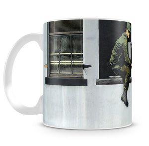 Banksy Looting Soldiers Mug - Canvas Art Rocks