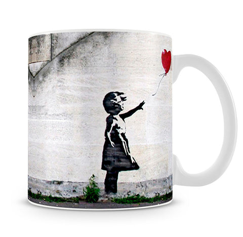 Banksy There is Always Hope Mug