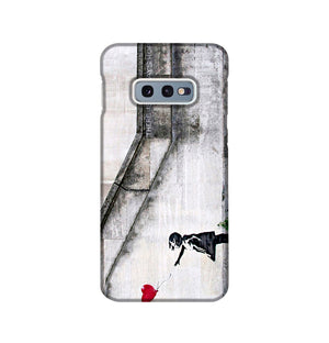 Banksy There is Always Hope Phone Case Samsung S10e
