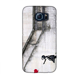 Banksy There is Always Hope Phone Case Samsung S6