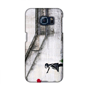 Banksy There is Always Hope Phone Case Samsung S6 Edge