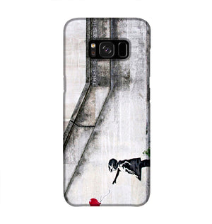 Banksy There is Always Hope Phone Case Samsung S8