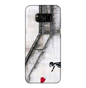 Banksy There is Always Hope Phone Case Samsung S8 Plus