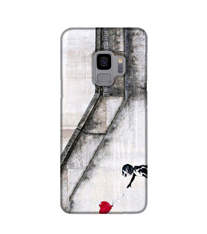 Banksy There is Always Hope Phone Case Samsung S9