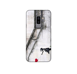Banksy There is Always Hope Phone Case Samsung S9 Plus