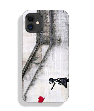 Banksy There is Always Hope Phone Case iPhone 11