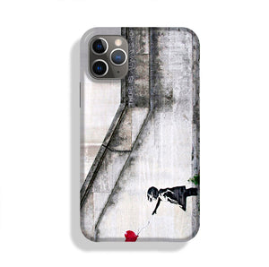 Banksy There is Always Hope Phone Case iPhone 11 Pro