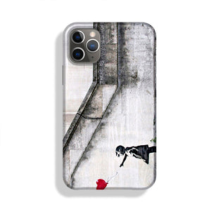 Banksy There is Always Hope Phone Case iPhone 11 Pro Max