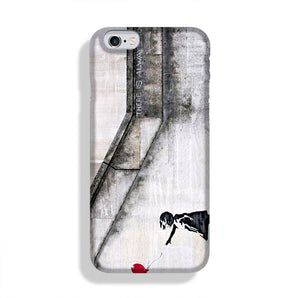 Banksy There is Always Hope Phone Case iPhone 6