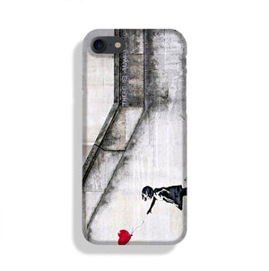 Banksy There is Always Hope Phone Case iPhone XE