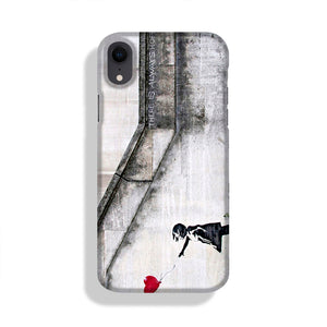 Banksy There is Always Hope Phone Case iPhone XR