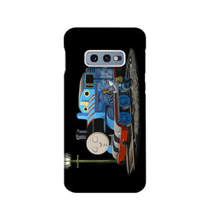 Banksy Thomas the Tank Engine Phone Case Samsung S10e