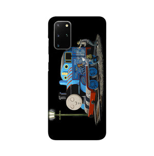 Banksy Thomas the Tank Engine Phone Case Samsung S20 Plus