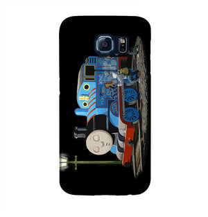 Banksy Thomas the Tank Engine Phone Case Samsung S6