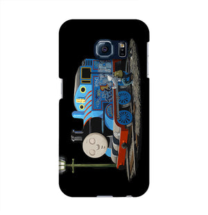 Banksy Thomas the Tank Engine Phone Case Samsung S6 Edge
