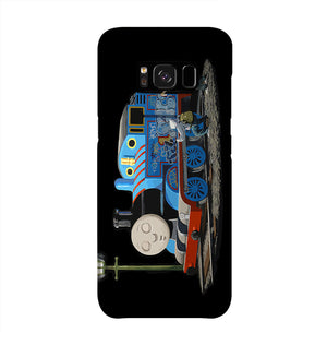 Banksy Thomas the Tank Engine Phone Case Samsung S8